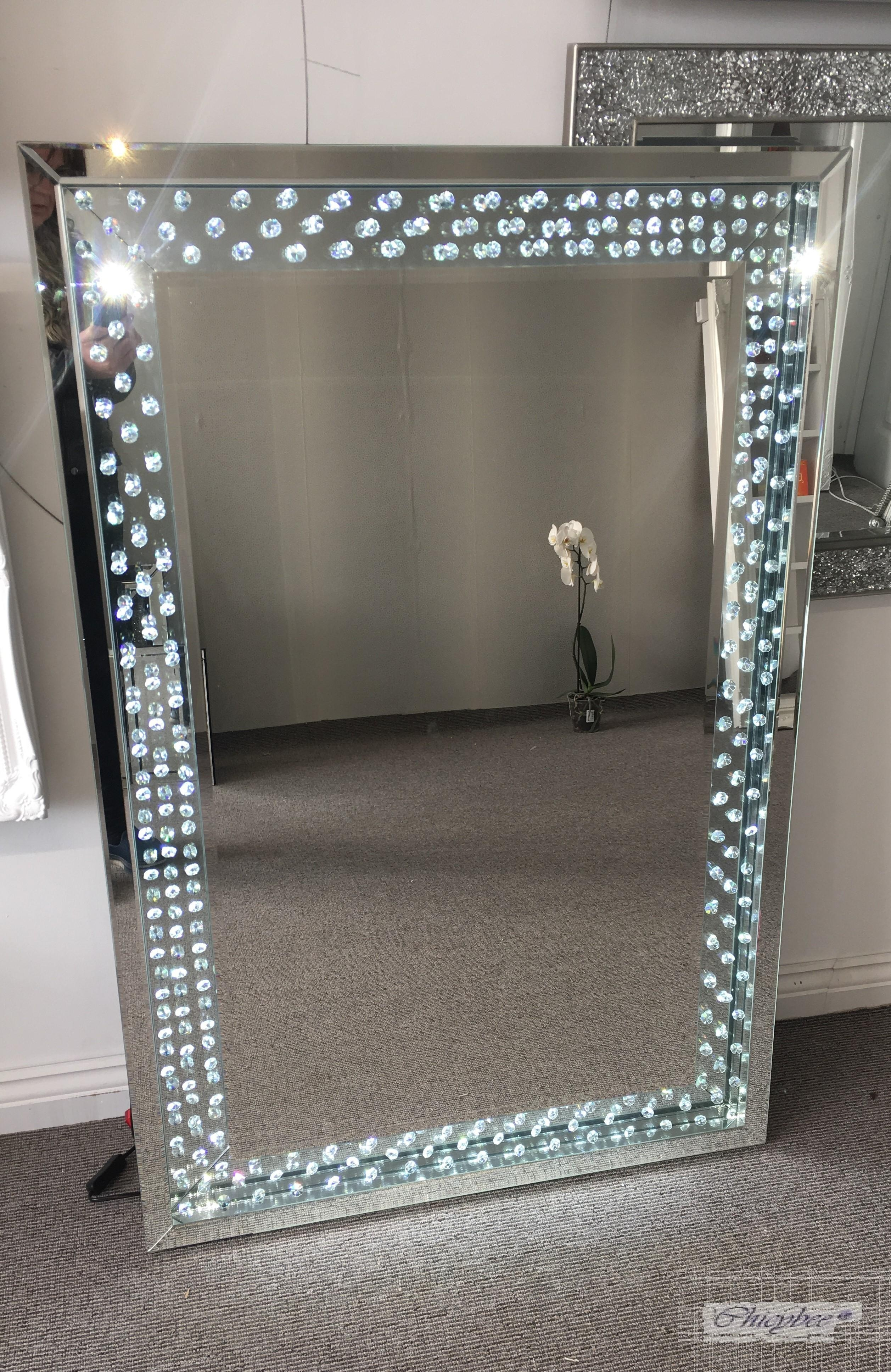 20 Best Collection Of Mirror With Crystals Mirror Ideas