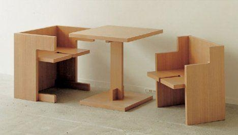 Cube Style's Dining Table In A Cube : Treehugger Inside Cube Dining Tables (Image 5 of 20)