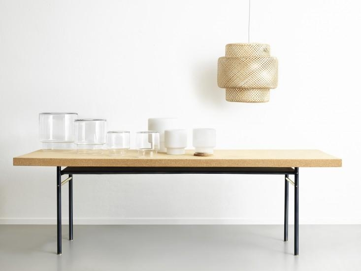 Currently Coveting: Ilse Crawford's New Collection For Ikea For Cork Dining Tables (Image 11 of 20)