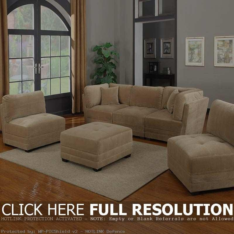 Curved Sectional – Destroybmx Intended For 6 Piece Sectional Sofas Couches (View 2 of 20)