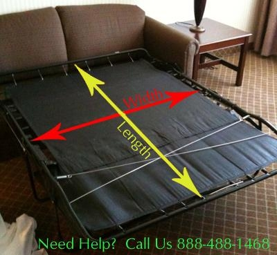 Custom Deluxe Coolmax Sofa Bed Mattress With Memory Foam Intended For Sofa Beds With Mattress Support (View 1 of 20)