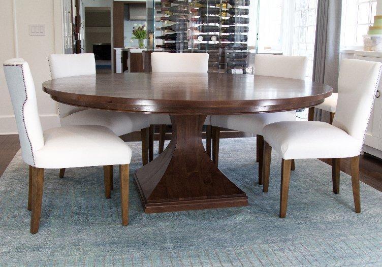 Custom Dining Tables For New York City, Ny; Long Island, Ny In Dining Tables New York (Image 6 of 20)