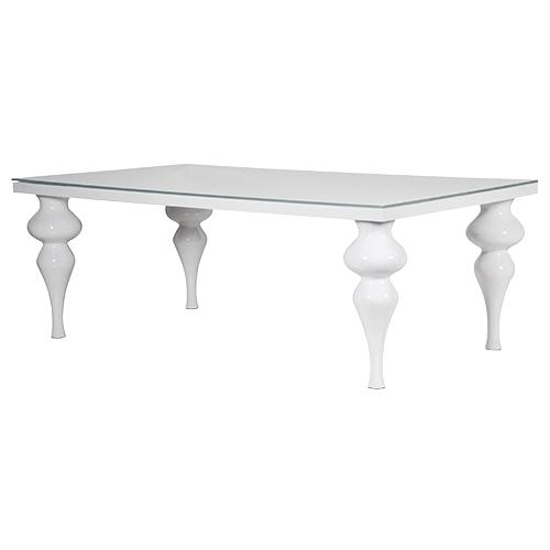 Cute White High Gloss Dining Tables About Interior Home Design Within White Gloss Dining Tables (Image 4 of 20)