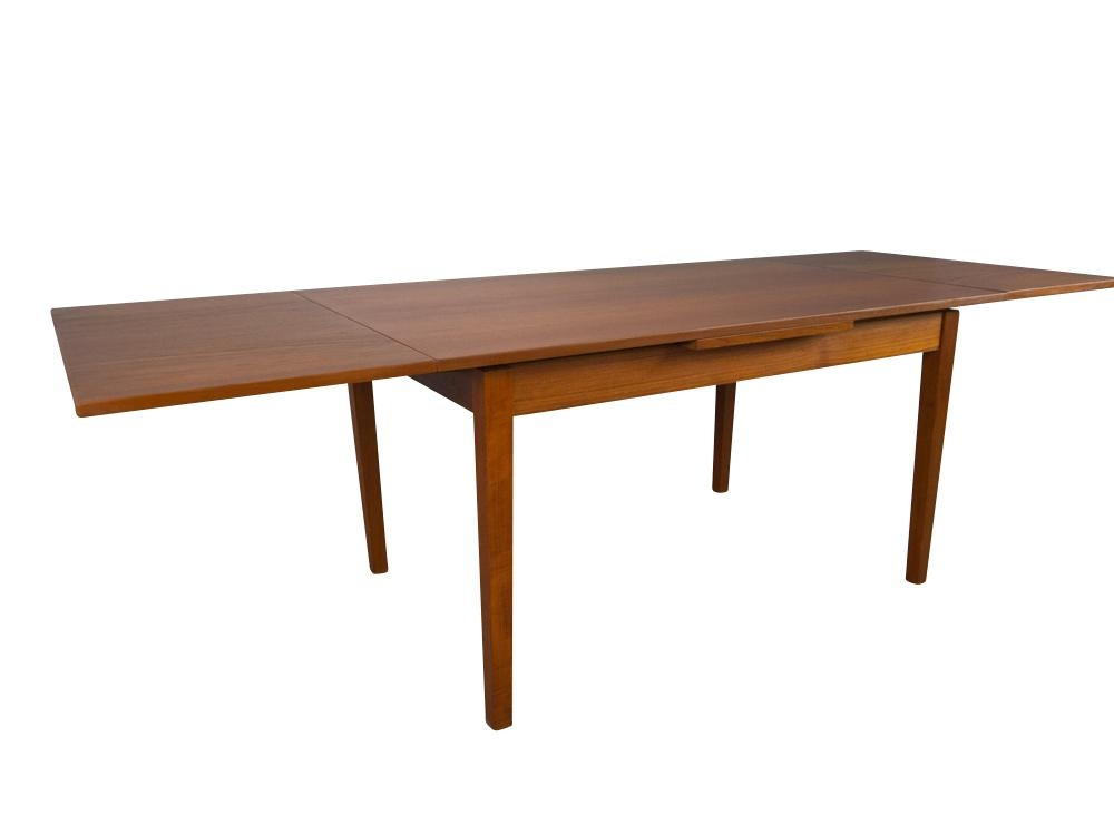 Danish Modern Furniture | Danish Teak Furniture | Vintage Danish Regarding Danish Dining Tables (View 11 of 20)