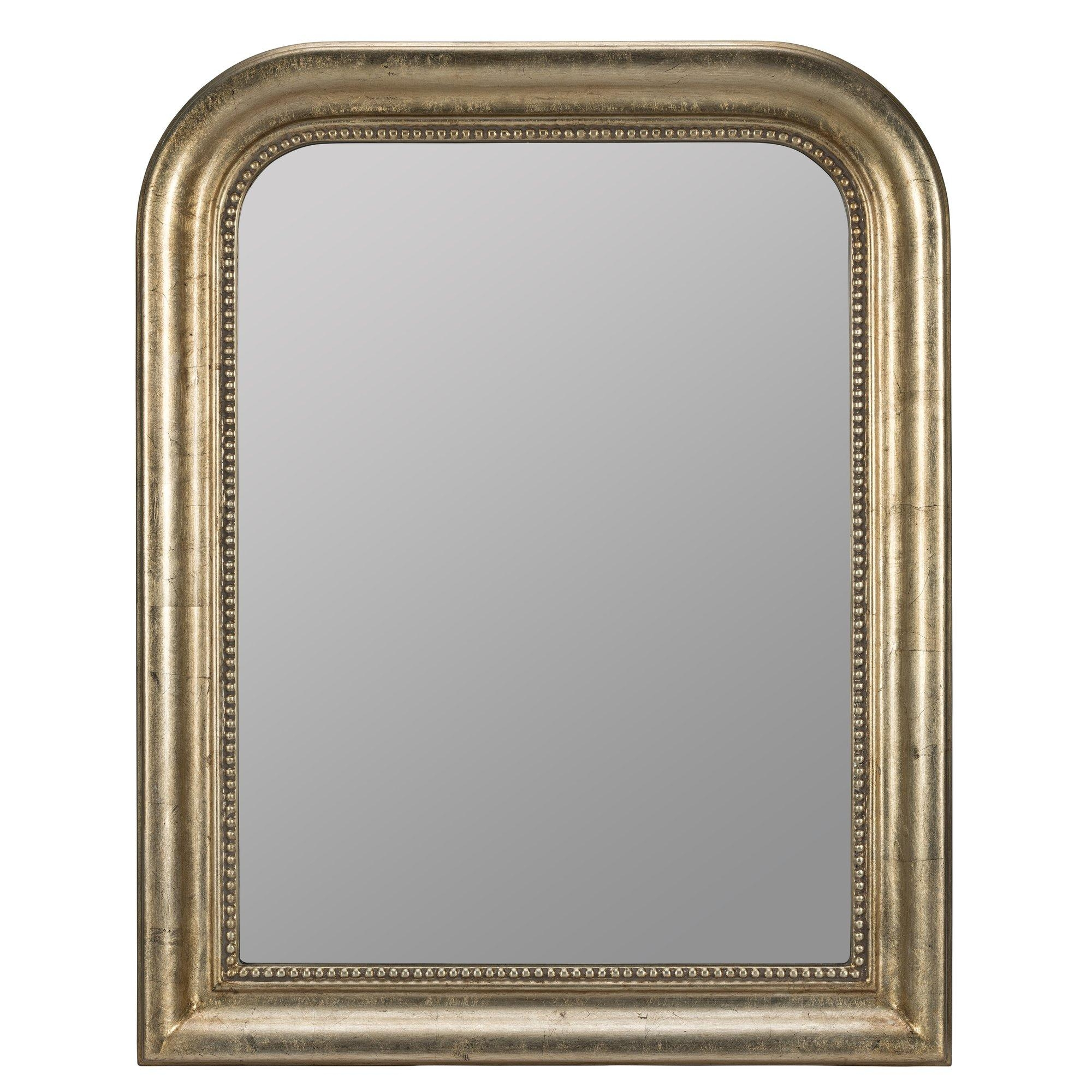 Darby Home Co Antique Champagne Wall Mirror & Reviews | Wayfair With Regard To Champagne Mirror (Image 6 of 20)