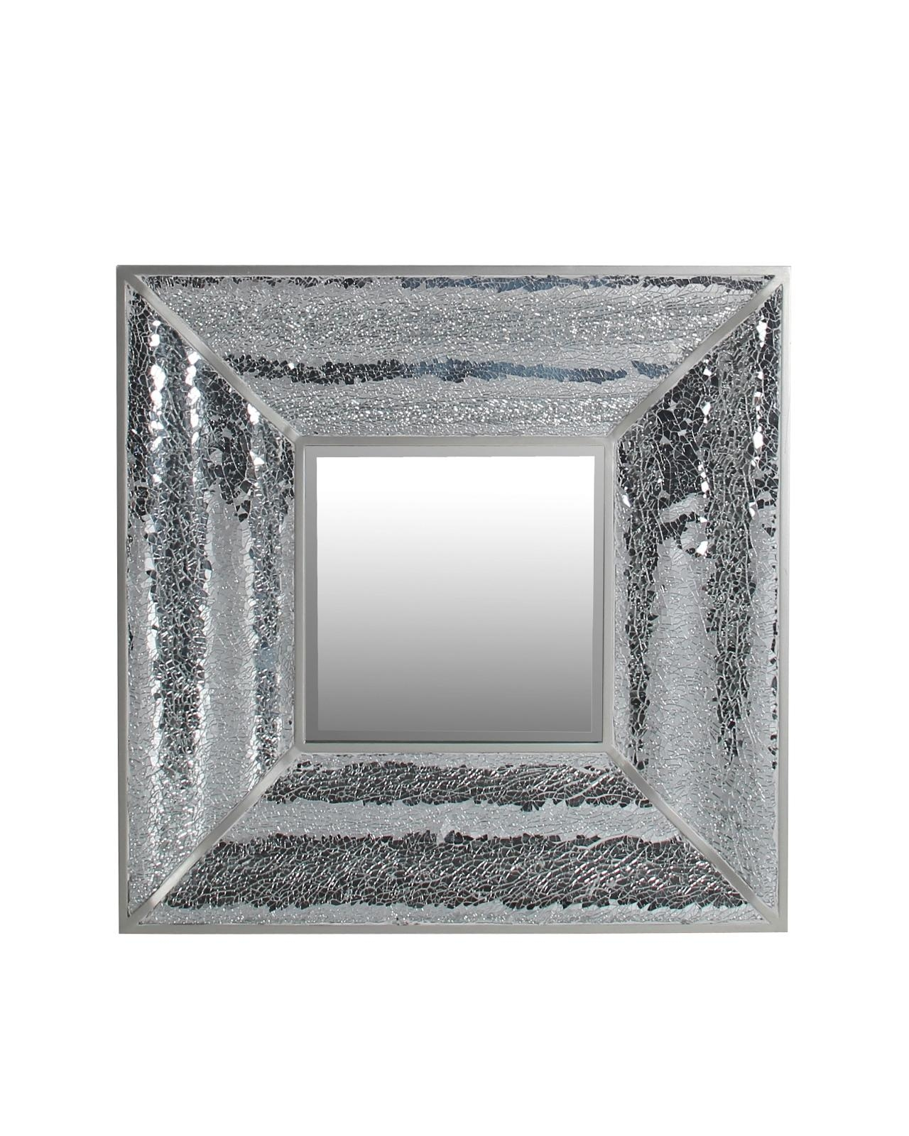 Darice Square Bevel Mirror – Walmart In Square Bevelled Mirror (Image 4 of 20)