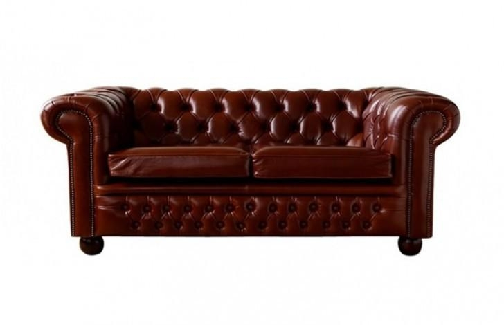 Darlington White Chesterfield Sofa | Leather Chesterfield Sofas With Red Chesterfield Sofas (Image 10 of 20)