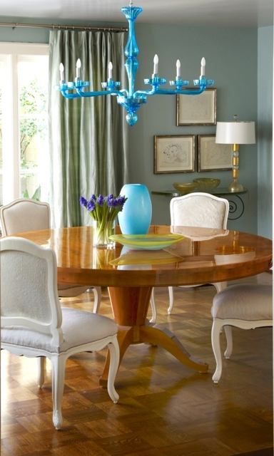 Day 9 Of Things I Loveturquoise Chandeliers Tobi Fairley Intended For Turquoise Blue Chandeliers (Image 11 of 25)