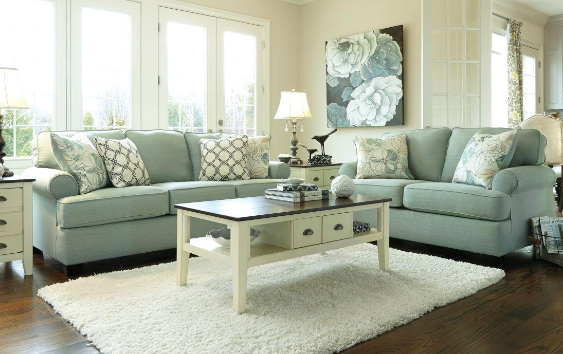 Daystar Seafoam Sofa | Home Elegance Usa With Seafoam Sofas (Image 4 of 20)