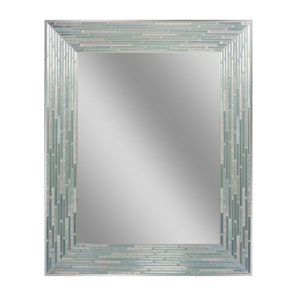 Deco Mirror 30 In. L X 24 In (Image 3 of 20)