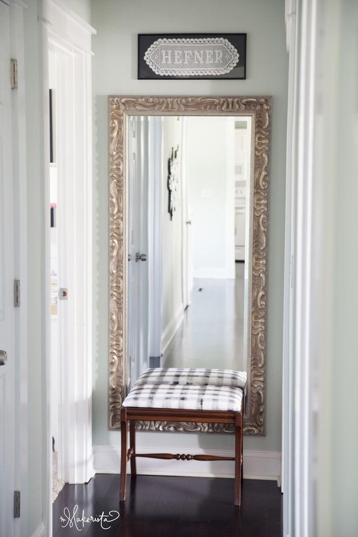 Decor : 53 Hallway Decorating Ideas With Mirrors With Regard To Long Mirror For Hallway (Image 12 of 20)
