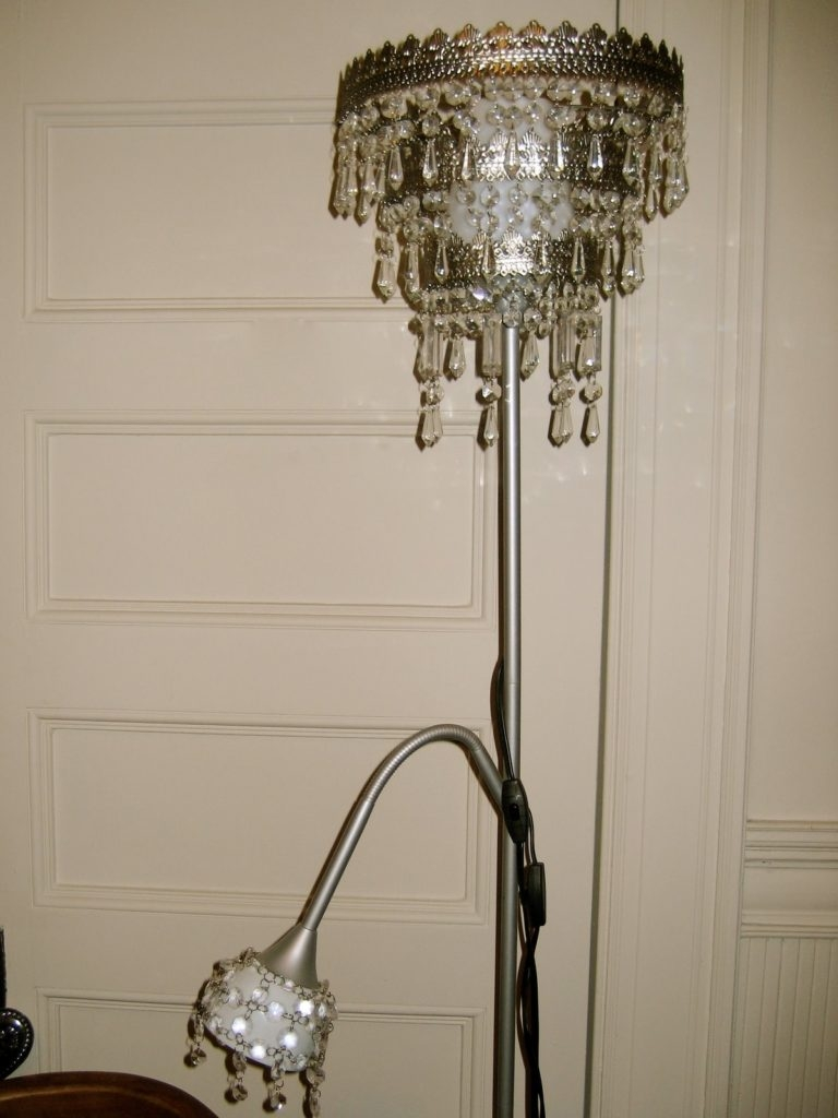 Decor Engaging High Street To Home Chandelier Floor Lamps Blinds Inside Standing Chandeliers (View 20 of 25)