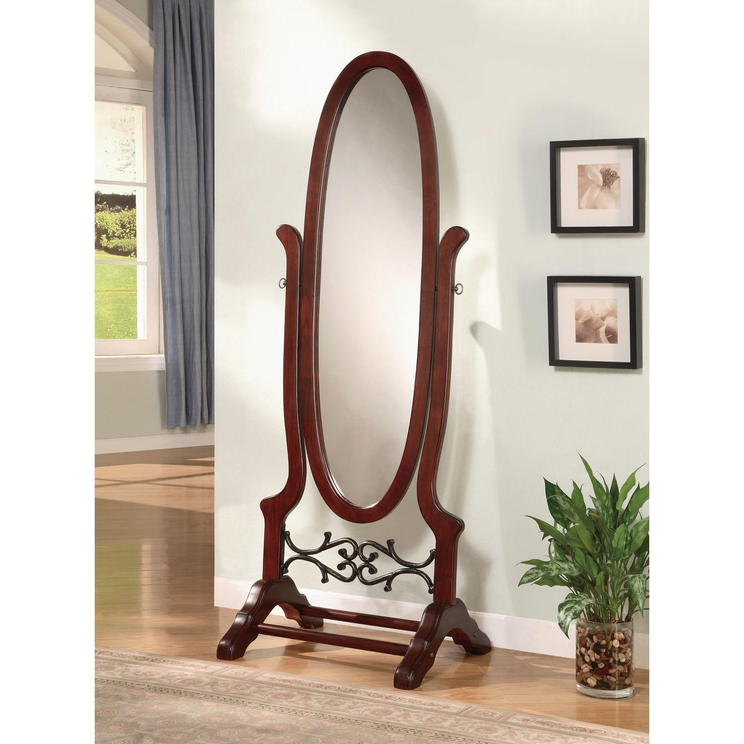 Decorating: Amusing Cheval Mirror For Home Furniture Ideas — Mtyp Intended For Full Length Cheval Mirror (Image 8 of 20)
