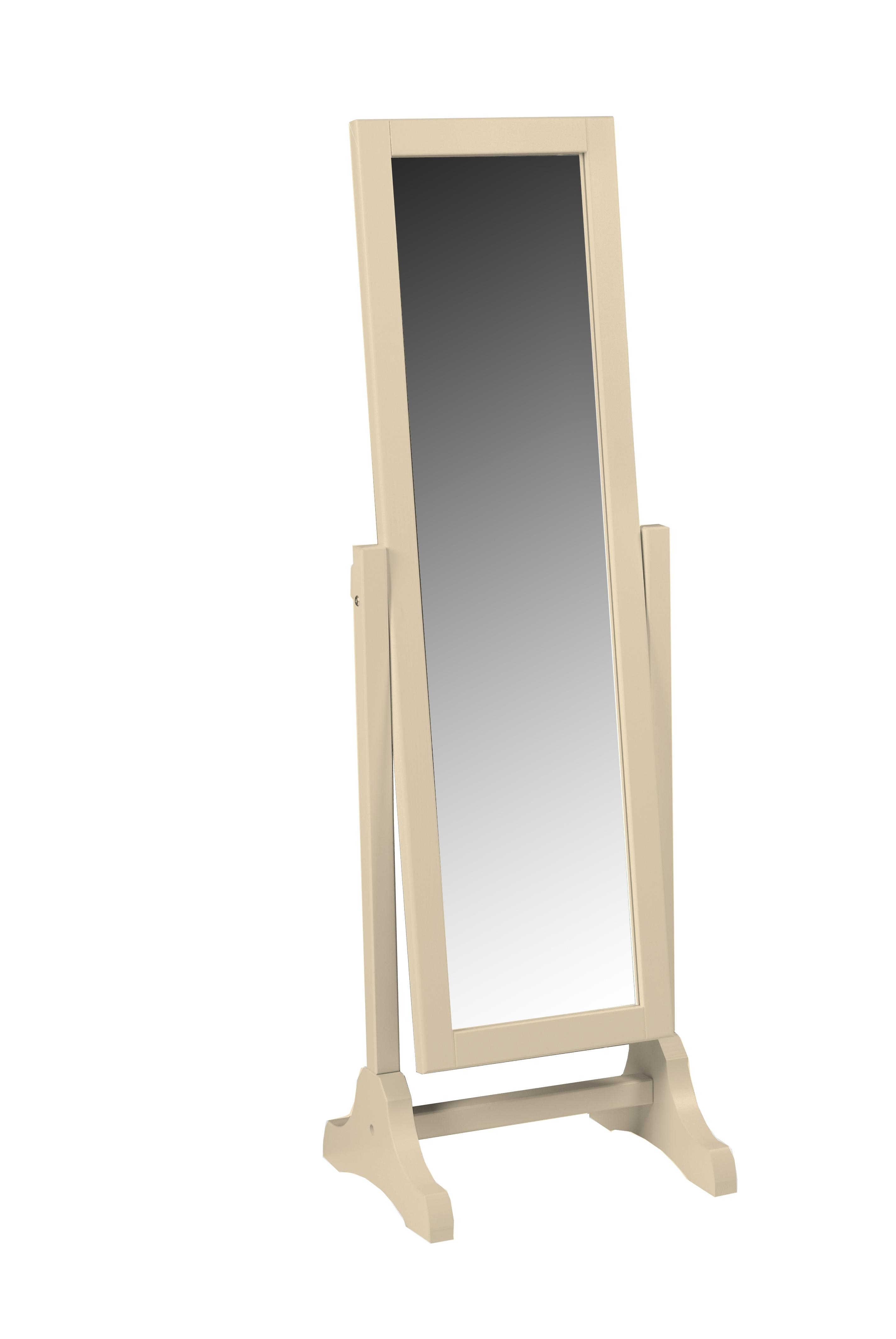 Decorating: Nostalgic Oak Cheval Mirror With Wooden Floor And Throughout Cream Cheval Mirror (View 12 of 20)
