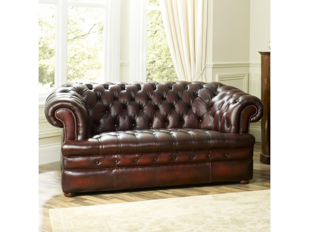 Decoration Chesterfield Leather Sofas With Cream Leather For Red Leather  Chesterfield Sofas