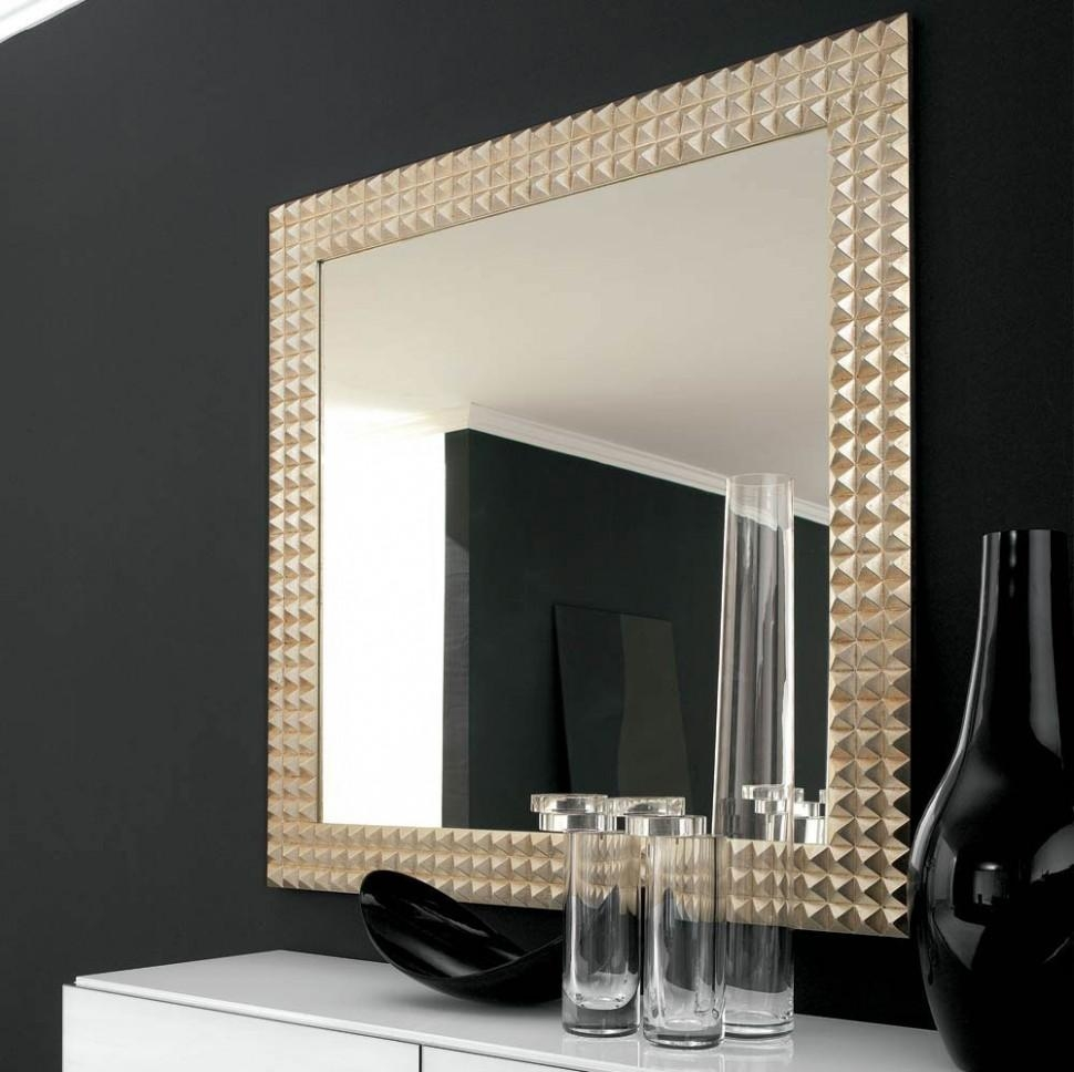 Decorative Bathroom Mirrors | Decorating Ideas Regarding White Decorative Mirrors (Image 8 of 20)