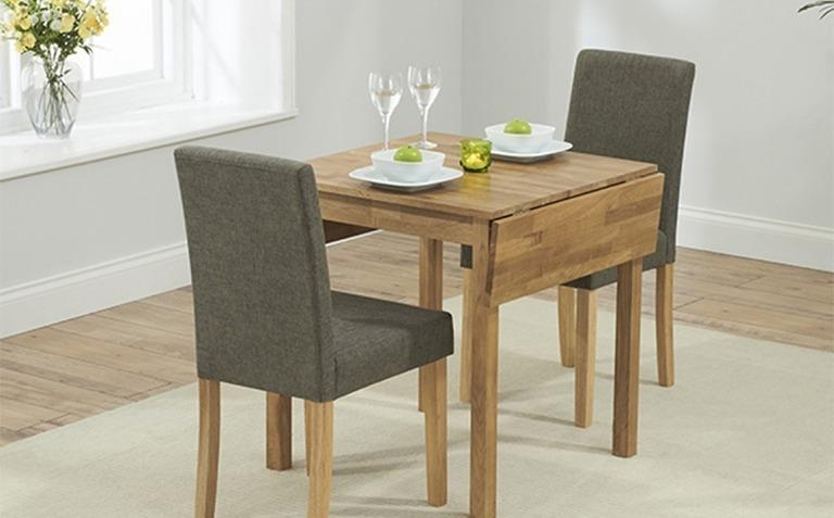 Decorative Dining Table With Two Chairs Dining Table And Chairs In Two Seat Dining Tables (Image 7 of 20)