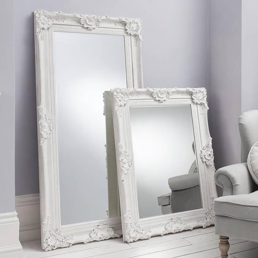 Decorative Full Length Mirror 10 Nice Decorating With Oversized Inside Ornate Full Length Mirror (Image 8 of 20)