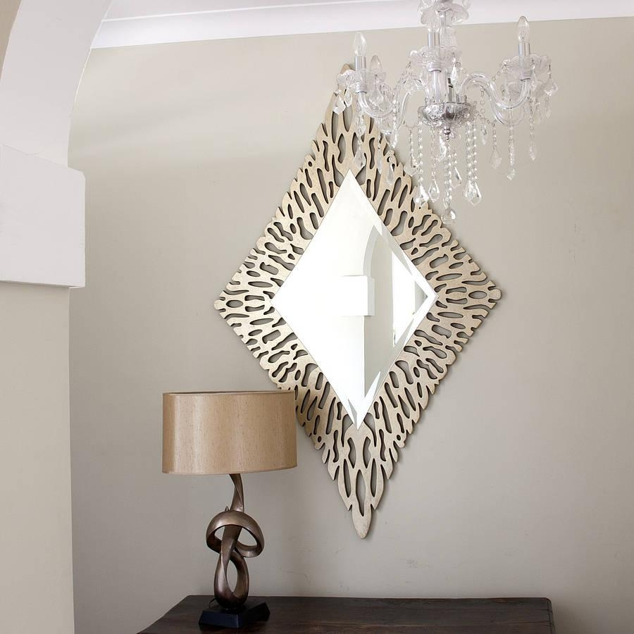 Decorative Gold Mirrors (View 15 of 20)