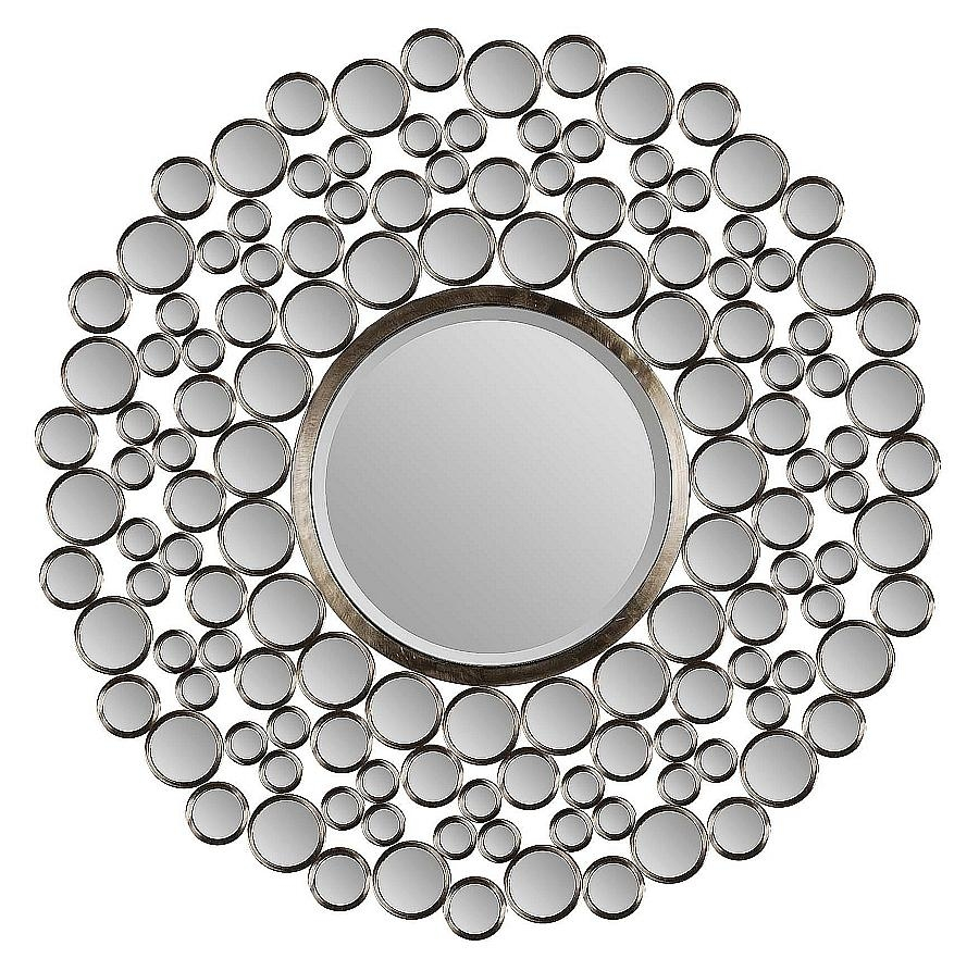 Decorative Round Wall Mirrors – Harpsounds (Image 6 of 20)