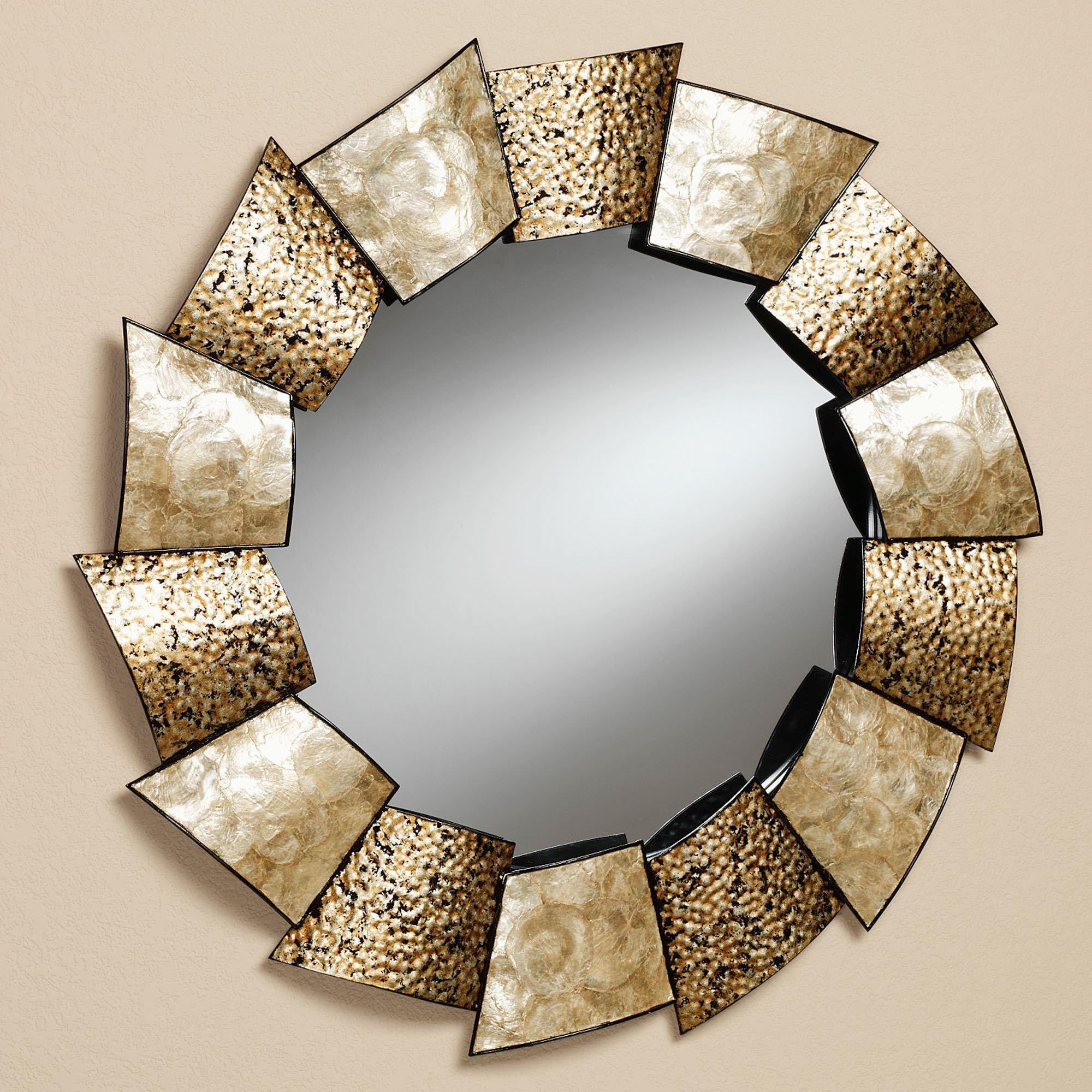 Decorative Wall Mirrors India – Decorating Walls Ideas With With Fancy Wall Mirror (Image 6 of 20)