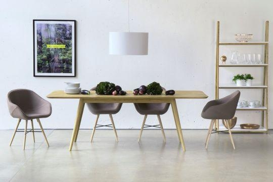 Delighful Scandinavian Dining Room Tables Round With Chairs Design With Regard To Scandinavian Dining Tables And Chairs (View 10 of 20)