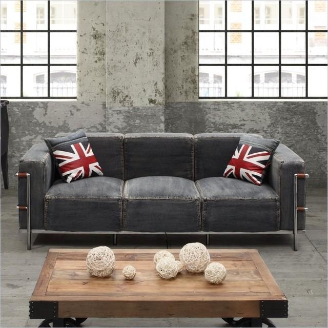 Denim Sofa And Loveseat | Sofa Menzilperde For Denim Sofas And Loveseats (Image 15 of 20)