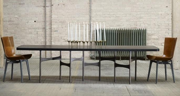 Design In Vogue » Archive » Best Dining Tables Of The Year 2013 Within Vogue Dining Tables (View 18 of 20)