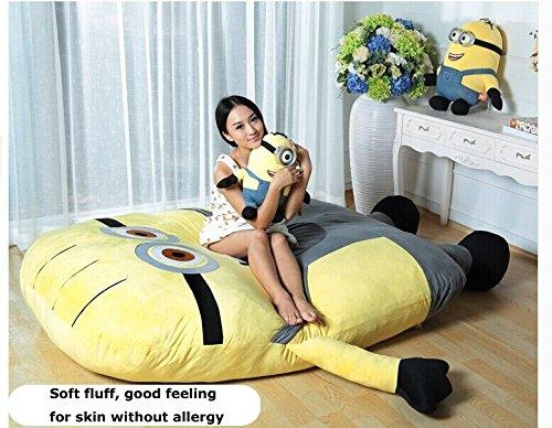 Despicable Me Minions Sleeping Bag Sofa Bed In Sleeping Bag Sofas (Photo 13 of 20)