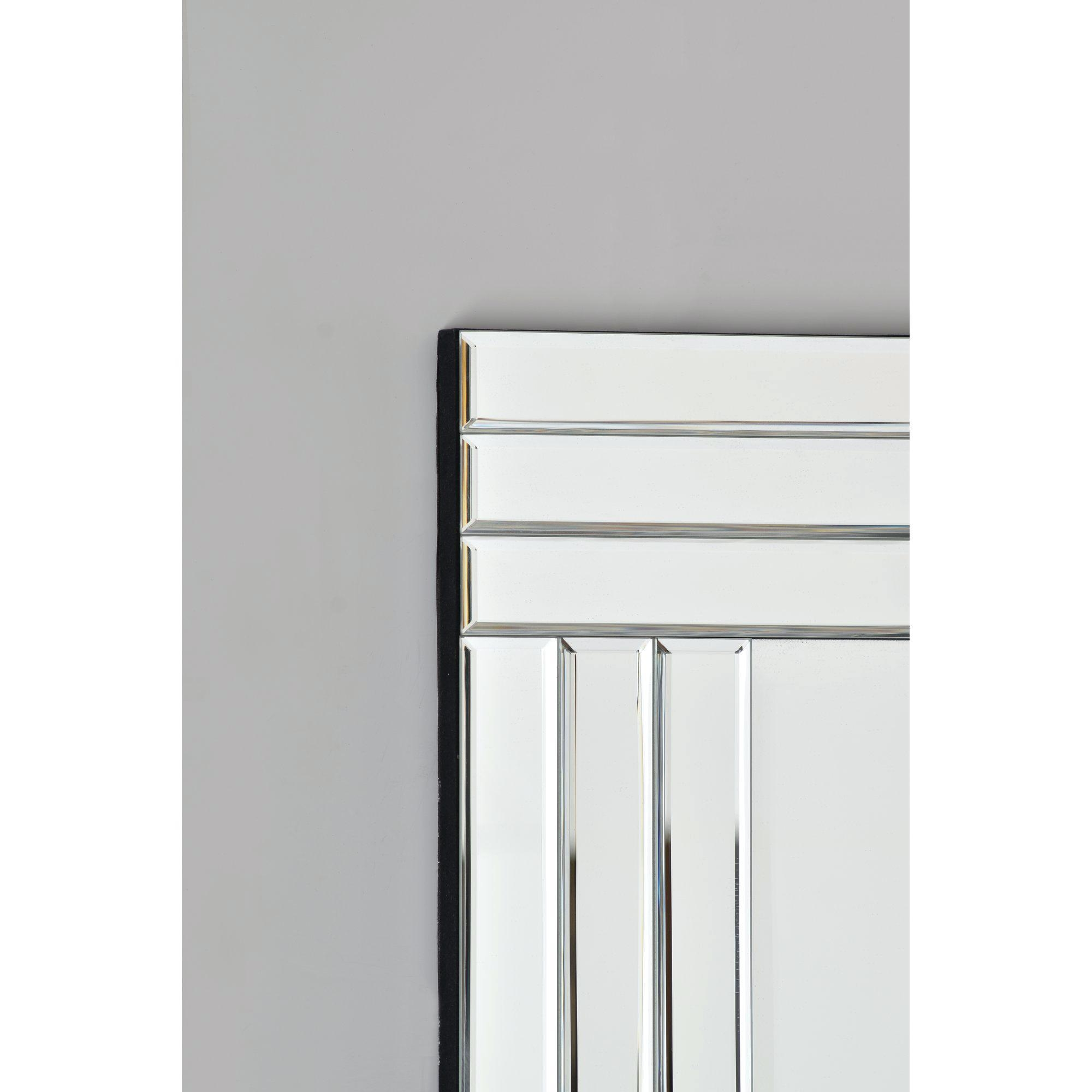 Details About Art Nouveau Ceramic Decorative Wallart Wall Mirrors With Regard To Art Deco Wall Mirror (Image 11 of 20)
