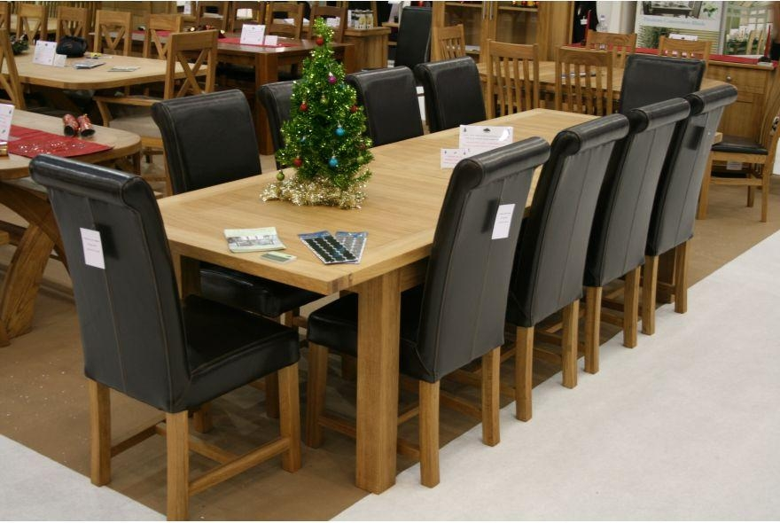 Dining Ideal Dining Table Set Extendable Dining Table In Dining Regarding Extending Dining Table With 10 Seats (Image 9 of 20)