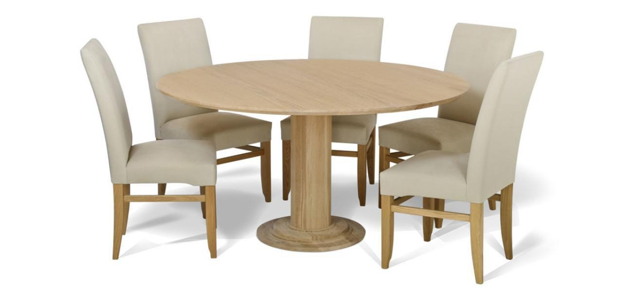 Dining Room Awesome Round Extending Pedestal Table Starrkingschool Intended For Glass Round Extending Dining Tables (Image 5 of 20)
