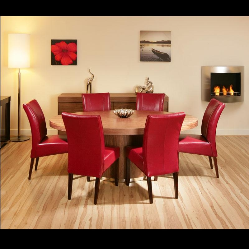 Dining Room Chairs Red – Pjamteen Within Red Dining Tables And Chairs (Image 8 of 20)
