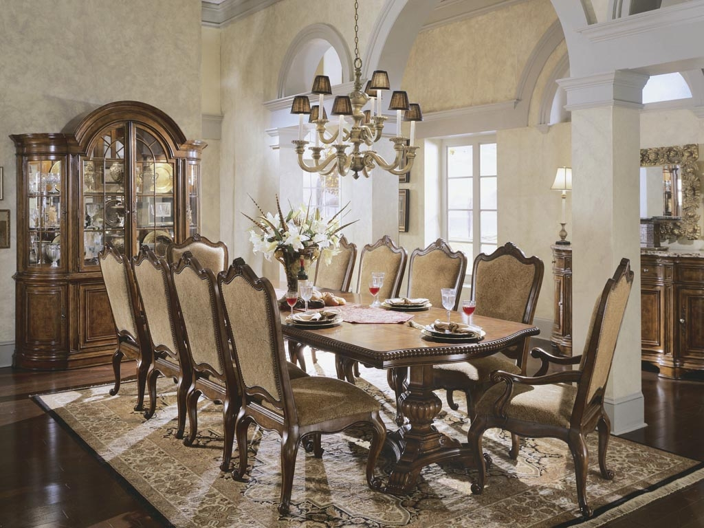 Dining Room Chandelier Traditional In Awesome Amazing Of Round Regarding Leather Chandeliers (View 16 of 25)