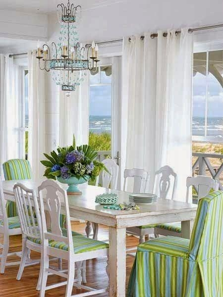 Dining Room Coastal Dining Room Table On Dining Room And Coastal For Coastal Dining Tables (View 20 of 20)