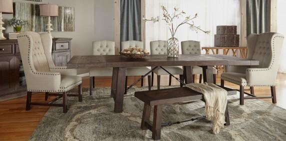 Dining Room Collections – Dining Room With Extending Rectangular Dining Tables (Image 10 of 20)