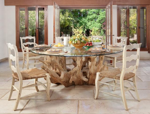Dining Room – Contemporary – Dining Room – Other  Elad Gonen Within Tree Dining Tables (Image 5 of 20)