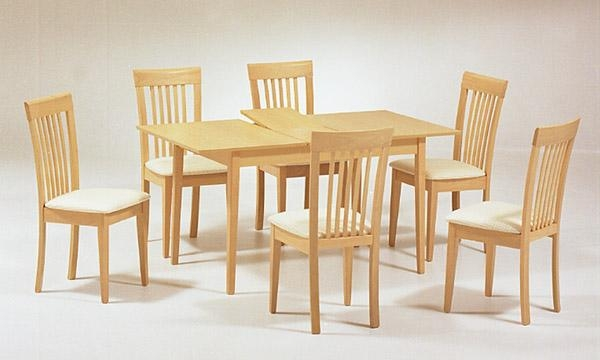 Featured Image of Beech Dining Tables And Chairs