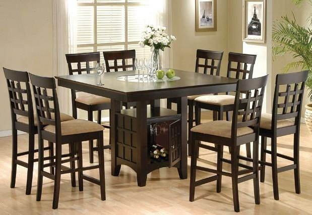 Dining Room Furniture Edmonton | Modern Dining Table Edmonton For Edmonton Dining Tables (Image 7 of 20)