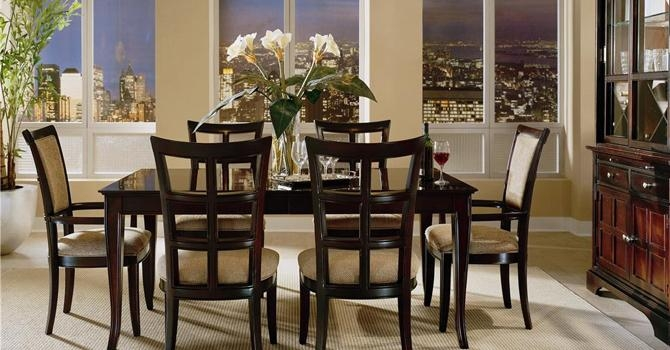 Dining Room Furniture – Furniture Options New York – Orange County In New York Dining Tables (Image 7 of 20)