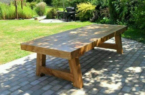 Featured Image of Garden Dining Tables