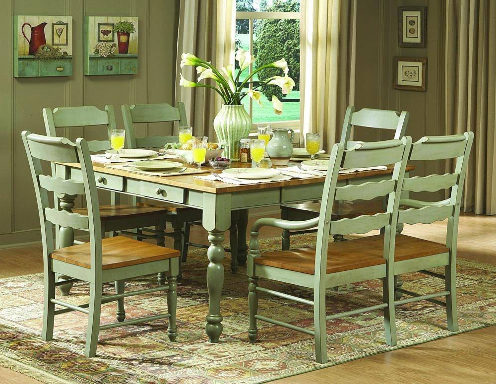 Dining Room Nice Glass Dining Table Expandable Dining Table In With Regard To Green Dining Tables (Image 13 of 20)