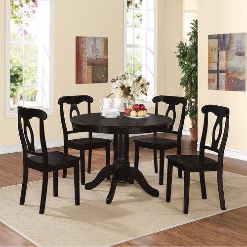 Dining Room Sets – Walmart With Regard To Dining Table Sets (View 8 of 20)