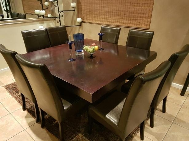 Dining Room Tables 8 Seater Dining Room Set 8 Seater Dining Table Pertaining To 8 Dining Tables (Image 17 of 20)