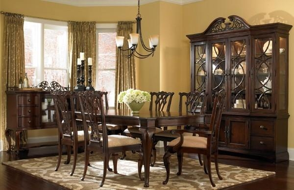 Dining Rooms Sets (View 11 of 20)