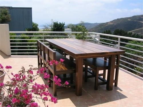 Dining Simple Dining Room Table Sets Small Dining Table As Garden In Garden Dining Tables (Image 11 of 20)