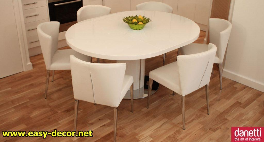 Dining ~ Sweet Small Extending Dining Tables Uk Round Extending Pertaining To Small Extending Dining Tables (Image 4 of 20)