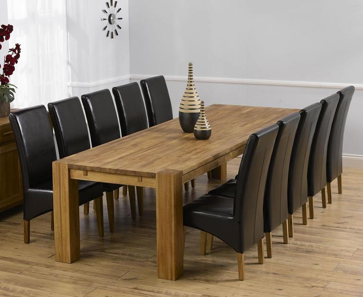 Dining Table, 10 Chair Dining Table | Pythonet Home Furniture Inside Dining Table And 10 Chairs (View 2 of 20)