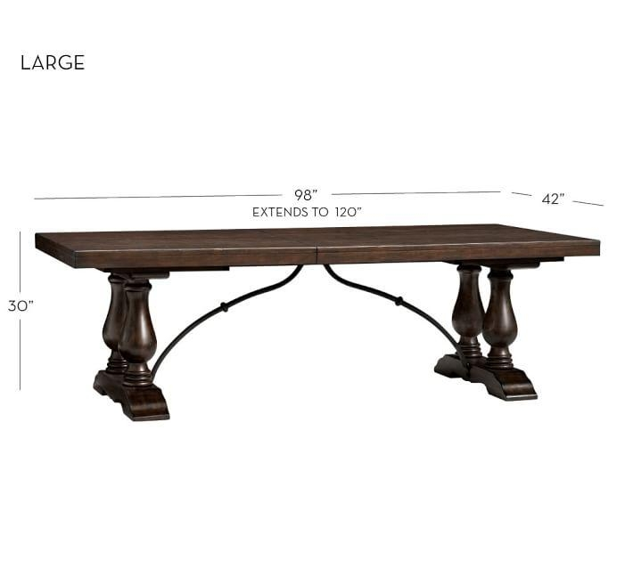 Dining Table 120 X 60 In Dining Tables 120X (Image 14 of 20)
