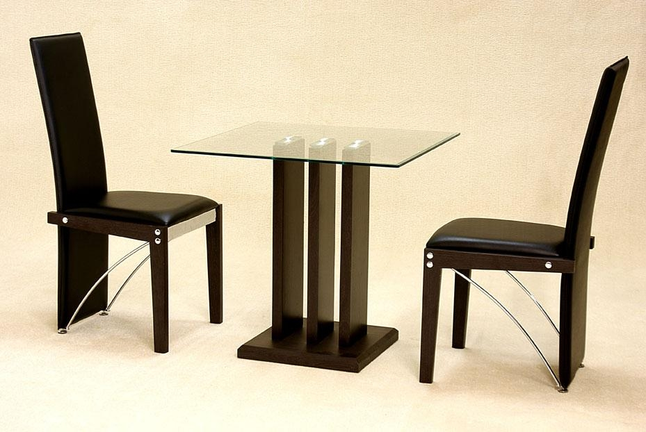 Dining Table, 2 Seater Dining Table | Pythonet Home Furniture Inside Dining Table Sets For  (Image 9 of 20)